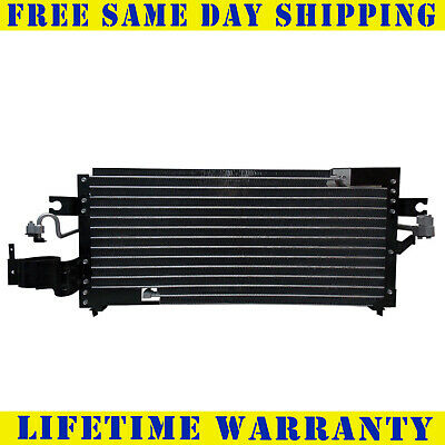 A//C Condenser For Ford Escape 4CYL V6 Lifetime Warranty Direct Fit