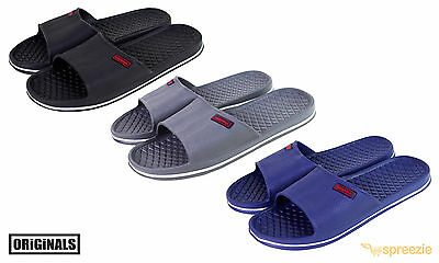 Men's Sandals Sport Slides Beach Slippers Sandals House Shoes Slip On Footwear
