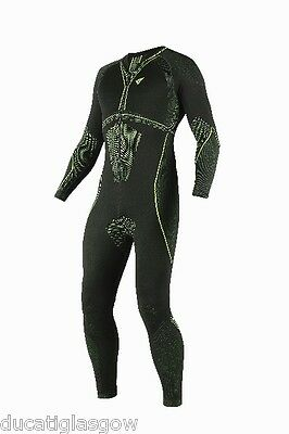 Dainese D-Core Dry Suit Black/Fluo-Yellow