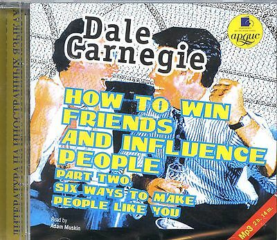 Dale Carnegie  How to Win Friends and Influence People: Part 2: CD ENGLISH LANGU