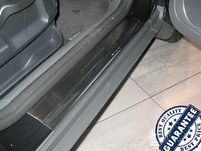 Ford Kuga 2008- Stainless Steel Door Sill Entry Guard Covers Trim Protectors