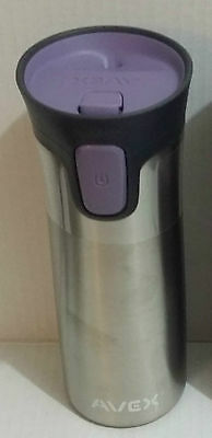 1x Contigo Avex Travel Mug Combo Thermos AutoSEAL Insulated Thermal Steel Coffee