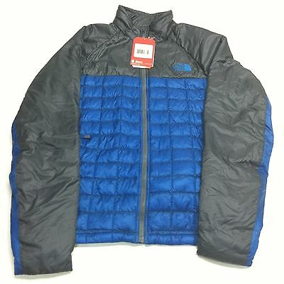 the north face tnf men s thermoball remix insulated quilted jacket rh picclick com