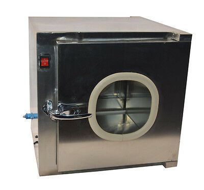 220VStainless Steel Cleanroom Tech Pass Through Cleanroom Eauipment Supplies New