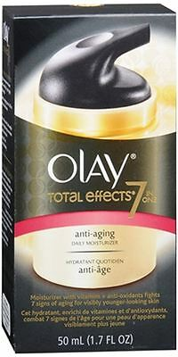 OLAY Total Effects 7-In-1 Anti-Aging Daily Moisturizer 1.70 oz