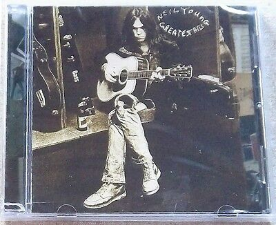NEIL YOUNG Greatest Hits SOUTH AFRICA Cat# WBCD 2083 Ships to USA for $10