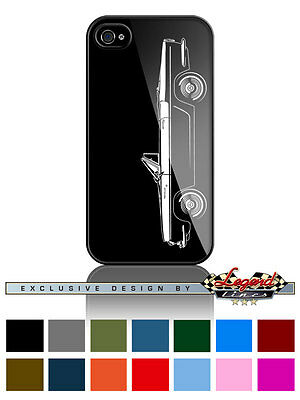 Renault Caravelle Floride Convertible Profile Phone Case iPhone & Samsung Galaxy