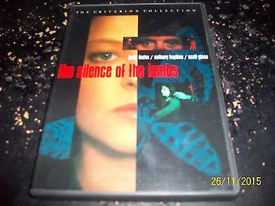 Criterion Collection: Silence Of The Lambs!! Used & In Excellent Condition!!!