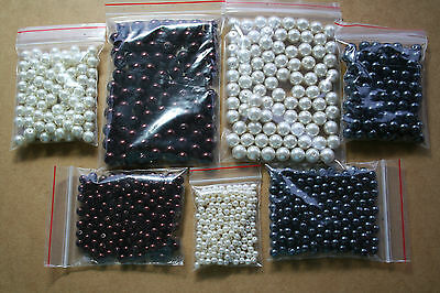 Job Lot/ Bundle of 1kg Mixed New Beads #Clearout 3
