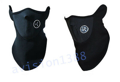 BALACLAVA Motorcycle Ski Face Neck Thermal Warmer Mask for winter Outdoor Sports