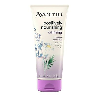 AVEENO Active Naturals Positively Nourishing Calming Body Lotion 7 oz
