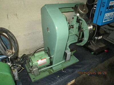 Aj Horne Model Af 500  Eyelet Insertion Machine / Grommet Riveter