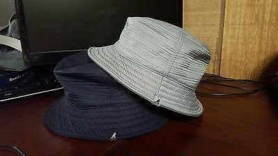 6a8f97a0557 KANGOL-WALE BUCKET HAT--2 Colors-Medium or Large-NWT +