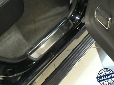 Mitsubishi PAJERO SPORT 2005-08 Stainless Steel Door Sill Cover Scuff Protectors
