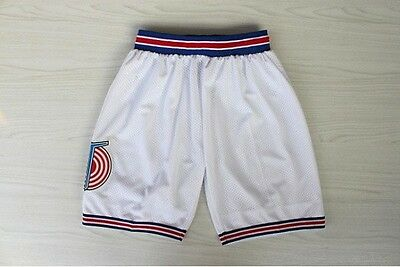 Space Jam Basketball Short Tune Squad LOONEY TOONES Basketball New Shorts