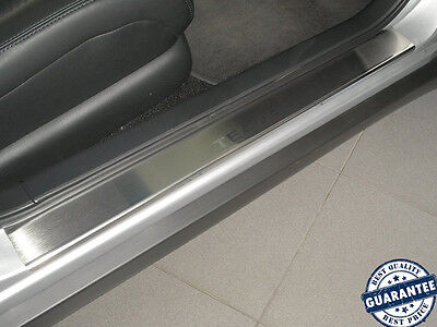 Nissan TEANA J32 2008-14 Stainless Steel Door Sill Guard Cover Scuff Protectors