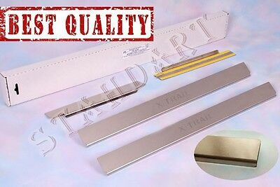Nissan X-TRAIL T30 2000-07 Stainless Steel Door Sill Guard Cover Scuff Protector