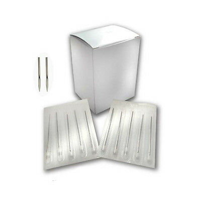 10 × Navel Nose Lip Ear Body Piercing Needles Tattoo Surgical Steel 12,16,18,20G