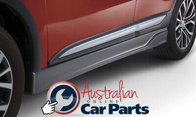 Genuine Ne Clear Bonnet /& Headlamp Protector Combo Mitsubishi Outlander ZK 2015