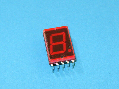 NEC SN713B , 0.45inch 7-segment Red LED Display Common Anode