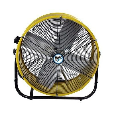 Floor Fan High Velocity Speed Air Mover Electric Portable Commercial Industrial