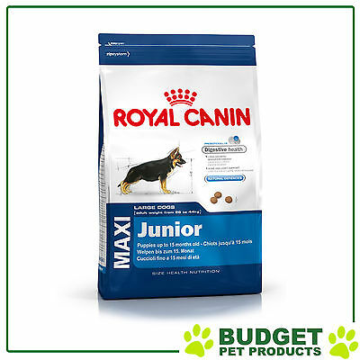 Royal Canin K9 Dry For Puppy/Junior Maxi Dogs 15kg
