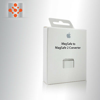 GENUINE Apple New  MagSafe to MagSafe 2 Adapter CONVERTER MD504LL/A A1464 OEM