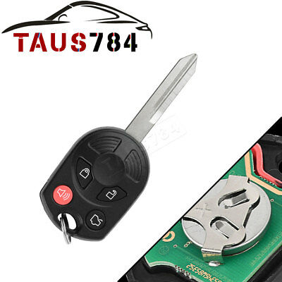 Keyless Entry Remote Control Car Key Fob Replacement for Ford OUCD6000022 4BTN