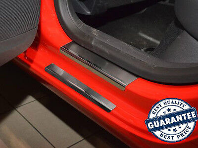 SEAT LEON 5F 2013- 8pcs Stainless Steel Door Sill Guard Cover Scuff Protectors