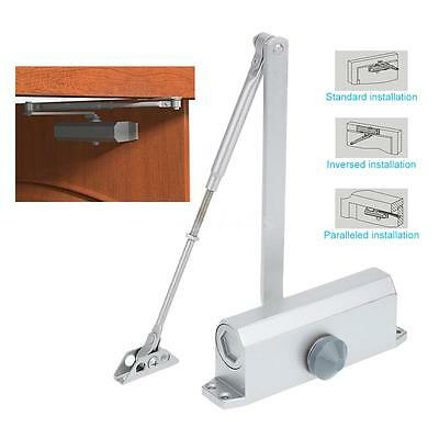 Automatic Hydraulic Arm Door Closer Mechanical Speed Control Up to 85KG TF TE4M