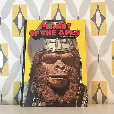 Planet Of The Apes - Authorised Edition 1975 Annual