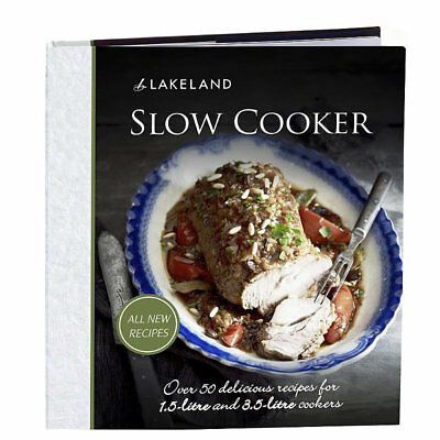 Lakeland Slow Cooker Recipe Book Over 50 1 Pot Recipes
