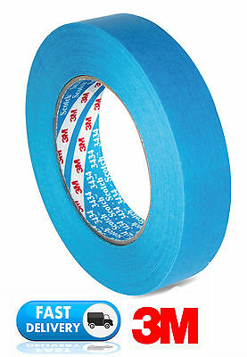 3M Scotch Water Resistant Masking Tape 3434 19 mm x 50 m. Genuine 3M