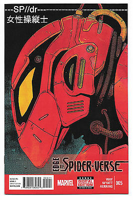 Edge of the Spider-Verse #5 Marvel