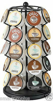 35 Coffee Pod Holder Revolving Capsule Stand Rack for Dolce Gusto
