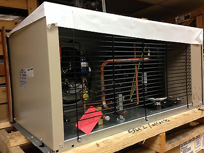 New Overstock 1hp Copeland Scroll Medium Temp Condensing Unit R404a 1 phase