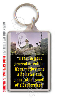 Monty Python Key Ring - John Cleese - Palin - Great Gift - Stocking Filler!