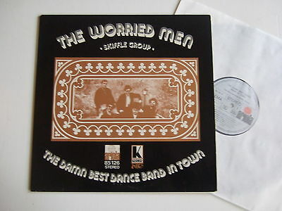 WORRIED MEN SKIFFLE GROUP The damn best dance band in town 85 126 IT GERMAN PRES