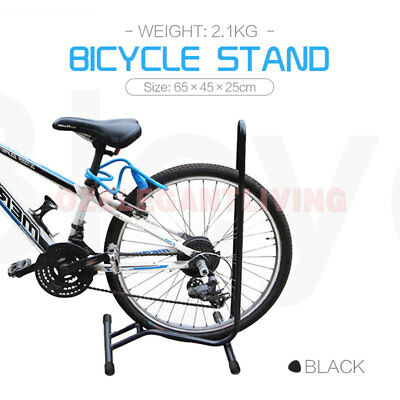 New arrival Bike Bicycle Steel Floor Parking Rack Storage Stand Bicycle Support