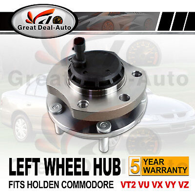 For Holden LH Front  Wheel Bearing Hub Commodore VT2 VU VX VY VZ V6 V8 1999-2011