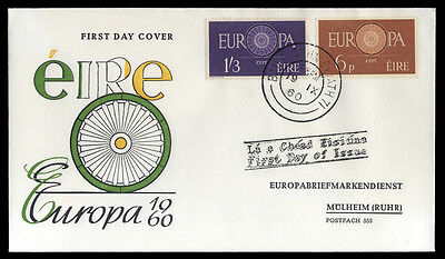 Irland Nr. 146-47 FDC (1800223923)