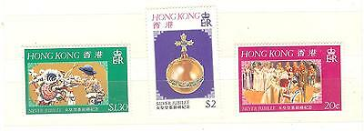 Hong Kong Lot  Timbres Neufs ** N° 325 27 Religion Noel Eglise Ect...