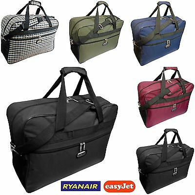 Ryanair Easyjet JET2 etc cabin hand luggage carry on flight  bag 44L 55x40x20CM