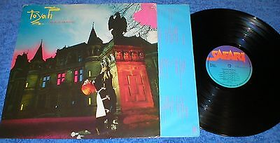 TOYAH HOLLAND LP 1980 THE BLUE MEANING POP ROCK NEW WAVE Insert+ Letras SAFARI