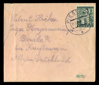 Slowakei Nr. 43 A Brief (1800227825)