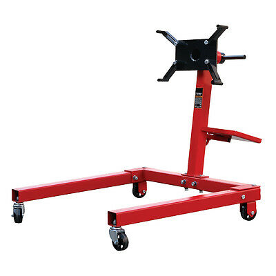 Wolf 340Kg Engine Stand Gearbox Support Mount Swivel Transmission