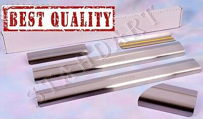 VW Tiguan 2006-2015 Stainless Steel Door Sill Guard Cover Scuff Protectors