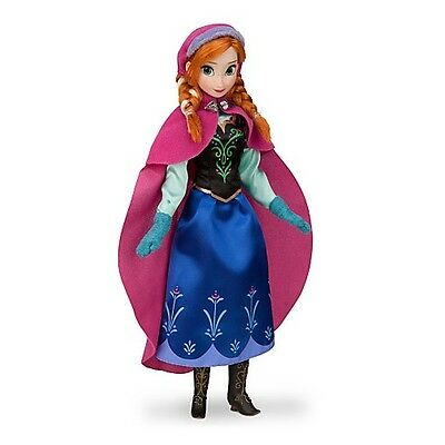 Disney Frozen Princess Anna of Classic Doll Gift Toy Birthday idea Christmas!