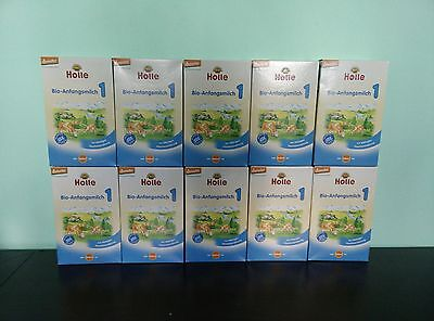 Holle Organic Stage 1 Baby Infant Formula (10 Boxes)  $16.95/Box Free Shipping
