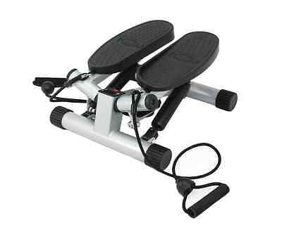 Sunny Health & Fitness Twister Stair Stepper Band Exercise Machine - New Canada